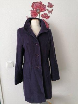Cheer Wool Coat grey violet
