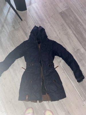 Naketano Cappotto invernale blu scuro