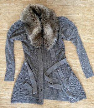 Koton Wool Coat multicolored