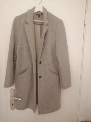 TRF Coat Dress light grey