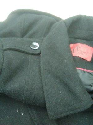 Vivien Caron Winter Coat black wool