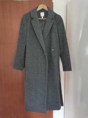 HM Coat Dress grey