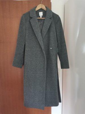 HM Robe manteau gris