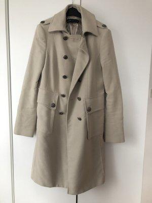 Mantel, beige, Damen, Gr. M, Zara Women, Winter