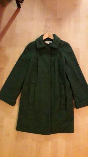 Boden Manteau en laine vert forêt laine