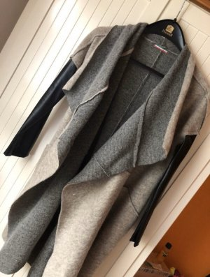 Long Jacket multicolored leather