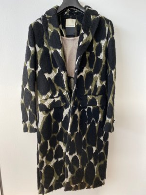 by Malene Birger Wool Coat multicolored