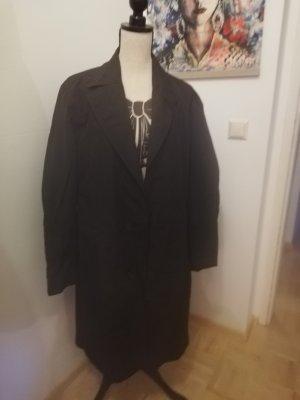 BOSS HUGO BOSS Płaszcz przejściowy czarny
