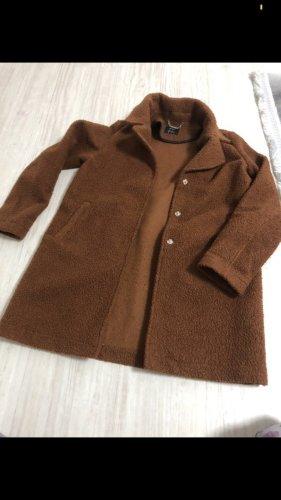Lidl Manteau polaire brun