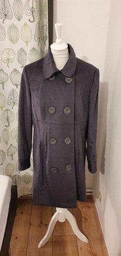 cherri Marynarski płaszcz ciemnoszary