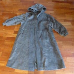Hooded Coat olive green