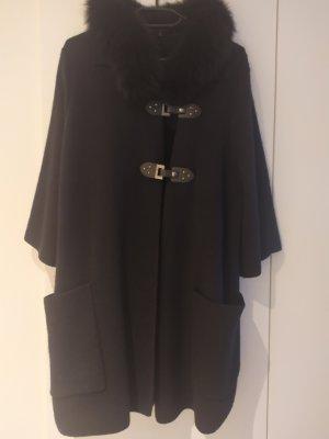 Interdee Paris Fashion Peleryna czarny