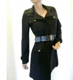 3 Suisses Wool Coat black