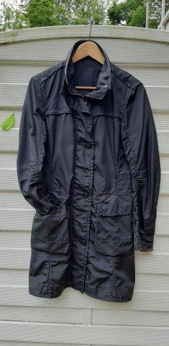 Cinque Krótki płaszcz czarny