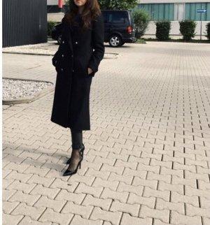 Claudie Pierlot Wool Coat black