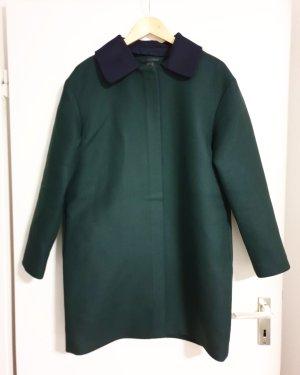COS Wool Coat multicolored wool