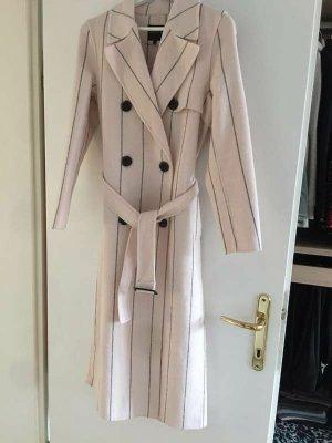 Mantel Creme 1x getragen