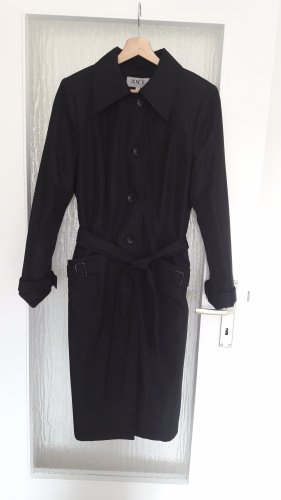 Heavy Raincoat black