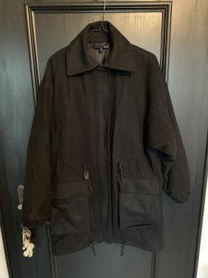 Suit Cappotto taglie forti nero