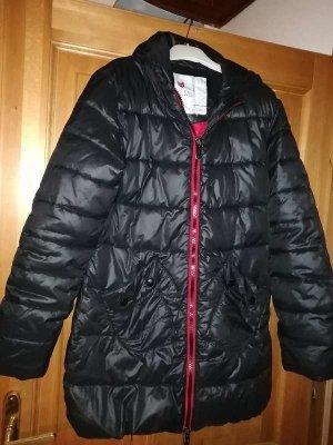 17&co Winterjas zwart Polyester