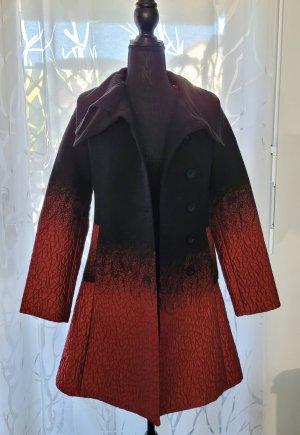 Desigual Chaqueta de lana multicolor