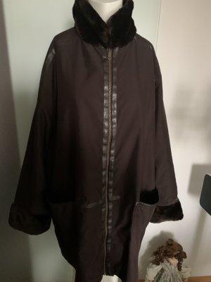 Mantel Doppelseitig mit  Gr 44 XXL von FS