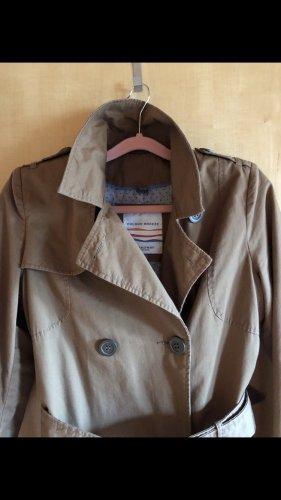 Brodway Płaszcz przejściowy brązowy