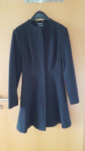 Orsay Gabardina tipo vestido azul oscuro