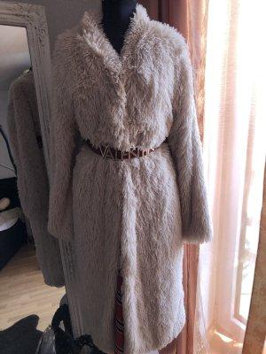 Winter Coat cream-natural white