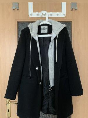 Tally Weijl Hooded Coat black