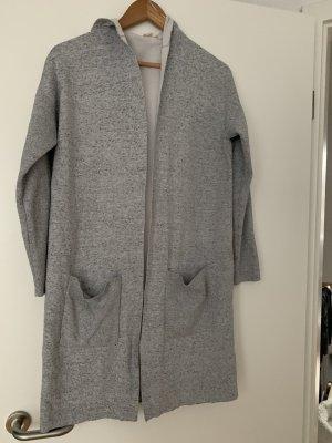 Esprit Manteau à capuche gris-gris clair