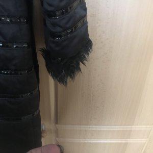 Heine Winterjas zwart