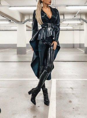 ChicMe Leather Coat black