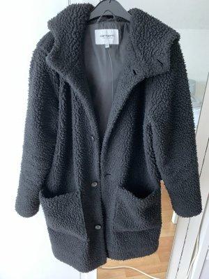 Carhartt Manteau à capuche noir