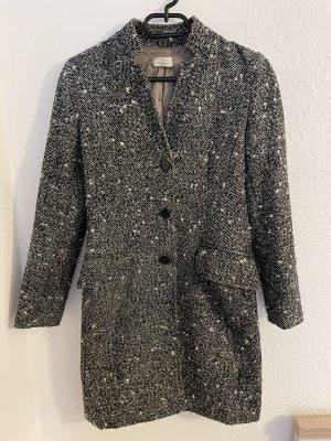 Motivi Manteau polaire blanc-noir