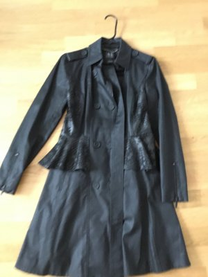 Armani Exchange Trench nero