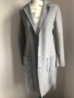 Mavi Cappotto in pile grigio chiaro