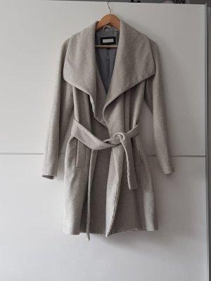 Mango Cappotto invernale grigio chiaro-grigio