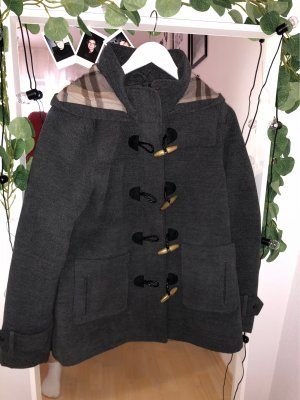 forever Hooded Coat anthracite