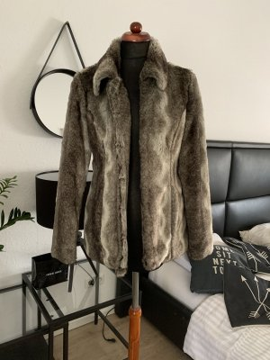 Mantel Fellimitat Fake Fur 36 38 Vero Moda