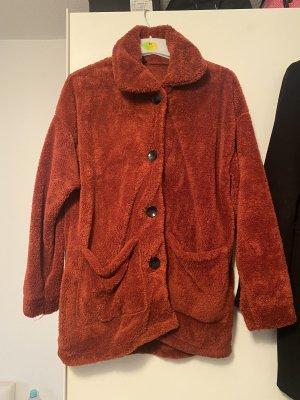 Mantel Flauschig Damen L 40