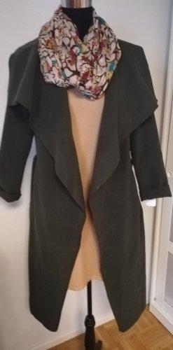 Made in Italy Fleece jas donkergroen