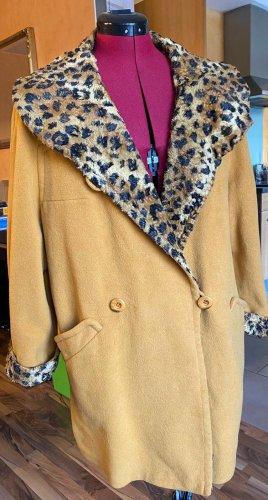 Fordan Cappotto in eco pelliccia multicolore