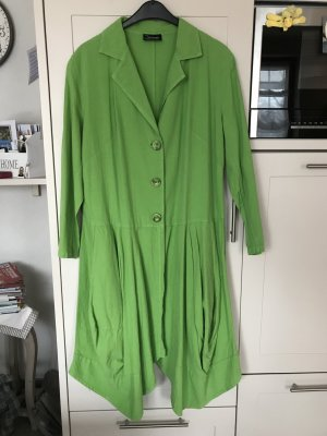 Mantel Frühling/Sommer Long Jacket Gr. 40