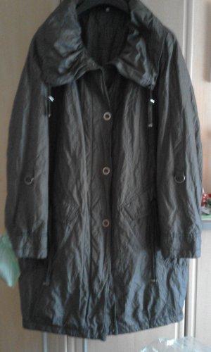 Bonita Manteau mi-saison brun foncé polyester