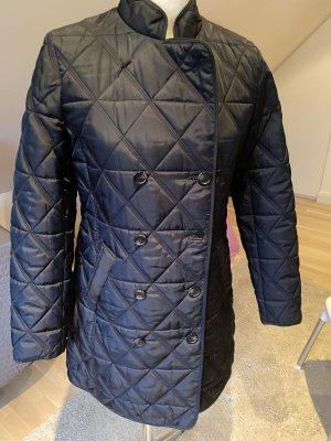 Gant Gewatteerde jas donkerblauw