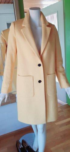 Mantel gelb. Gr. M