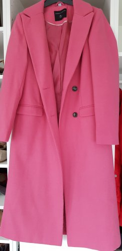 Dorothy Perkins Manteau long rose fluo-magenta
