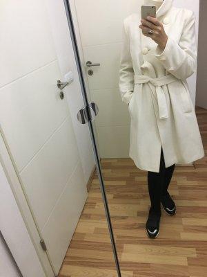 3 Suisses Between-Seasons-Coat white