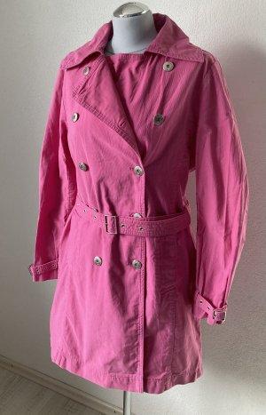 Mantel Gr. 40 t.jay pink Frühling Sommer